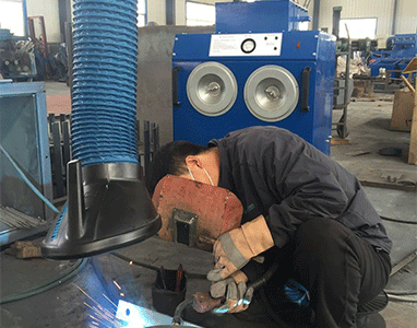 Dust Collector for Welding and Cutting Fume