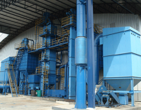 Sand Processing Line for Resin Sand and Clay Sand