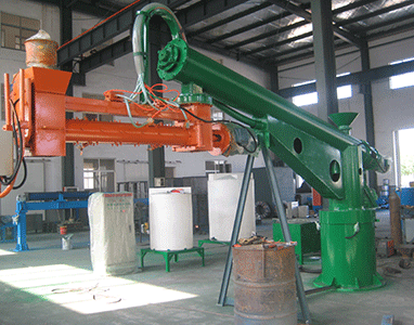 Single and Double Arms Resin Sand Mixer