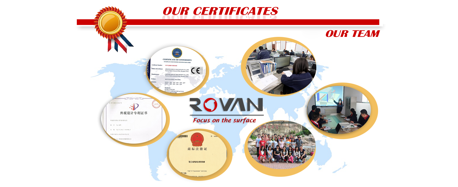 our-certificates